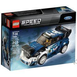 75885 FORD FIESTA M-SPORT WRC - LEGO SPEED CHAMPIONS