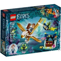 41190 EMILY JONES I UCIECZKA ORŁA (Emily Jones & The Eagle Getaway) KLOCKI LEGO ELVES