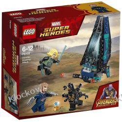 76101 ATAK STATKU OUTRIDERÓW (Outrider Dropship Attack) - KLOCKI LEGO SUPER HEROES