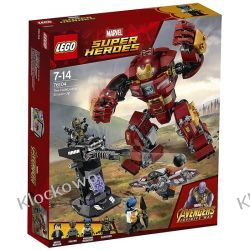 76104 WALKA W HULKBUSTERZE (The Hulkbuster Smash-Up) - KLOCKI LEGO SUPER HEROES