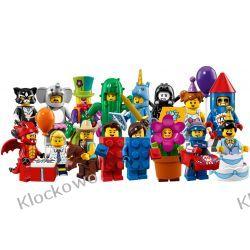 71021 MINIFIGURKI KOMPLET 16 SZT (18 SERIA) - KLOCKI LEGO MINIFIGURKI