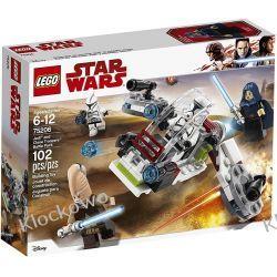 75206 JEDI I ŻOŁNIERZE ARMII KLONÓW (Jedi and Clone Troopers Battle Pack) KLOCKI LEGO STAR WARS