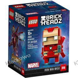 41604 Iron Man MK50 (Iron Man MK50) KLOCKI LEGO BRICKHEADZ