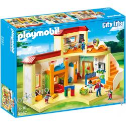 "PLAYMOBIL 5567 PRZEDSZKOLE ""PROMYK SŁOŃCA"" - CITY LIFE"