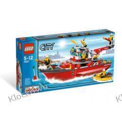 7207 ŁÓDŹ STRAŻY POŻARNEJ KLOCKI LEGO CITY