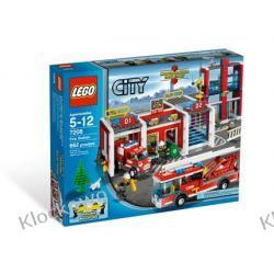 7208 REMIZA KLOCKI LEGO CITY