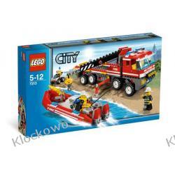 7213 TERENOWY WÓZ STRAŻACKI KLOCKI LEGO CITY