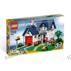5891 MIŁY DOMEK RODZINNY KLOCKI LEGO CREATOR 3 W 1