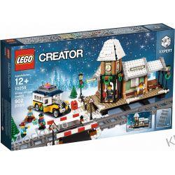 10259 STACJA W ZIMOWEJ WIOSCE (Winter Village Station) - KLOCKI LEGO EXCLUSIVE