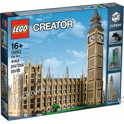 10253 BIG BEN - KLOCKI LEGO EXCLUSIVE