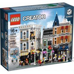 10255 Plac Zgromadzeń (Assembly Square) - KLOCKI LEGO EXCLUSIVE