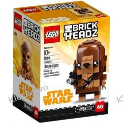 41609 CHEWBACCA™ (Chewbacca) KLOCKI LEGO BRICKHEADZ