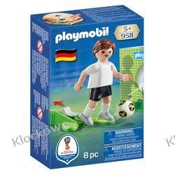 PLAYMOBIL 9511 PIŁKARZ REPREZENTACJI NIEMIEC - FIFA WORLD CUP