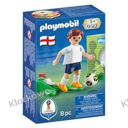 PLAYMOBIL 9512 PIŁKARZ REPREZENTACJI ANGLII - FIFA WORLD CUP