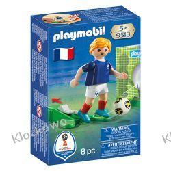PLAYMOBIL 9513 PIŁKARZ REPREZENTACJI FRANCJI - FIFA WORLD CUP