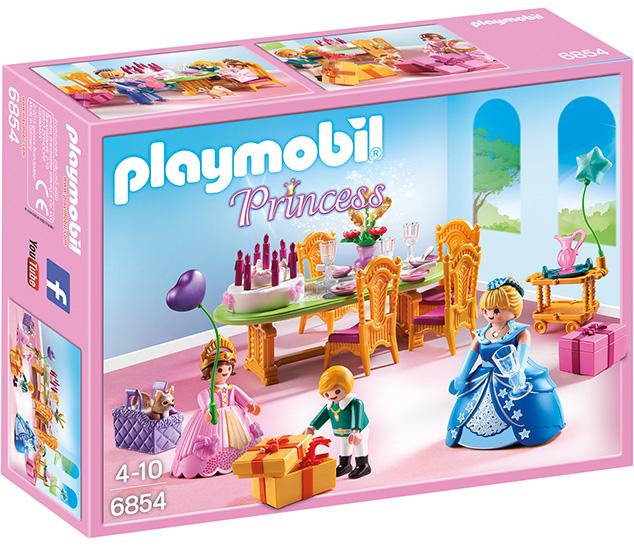 Playmobil 6854 Urodziny Księżniczki Princess Playmobil Klocki