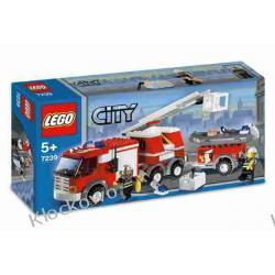 7239 SAMOCHÓD STRAŻY POŻARNEJ KLOCKI LEGO CITY