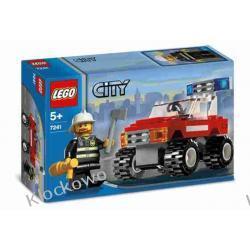 7241 AUTO DOWÓDCY STRAŻY POŻARNEJ KLOCKI LEGO CITY