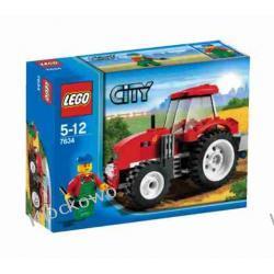 7634 TRAKTOR KLOCKI LEGO CITY