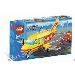 7732 POCZTA LOTNICZA KLOCKI LEGO CITY