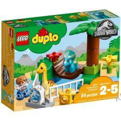 """10879 MINIZOO """"ŁAGODNE OLBRZYMY"""" (Gentle Giants Petting Zoo) - KLOCKI LEGO DUPLO JURASSIC WORLD"""