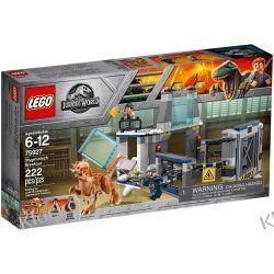75927 UCIECZKA Z LABORATORIUM ZE STYGIMOLOCHEM (Stygimoloch Breakout) - KLOCKI LEGO JURASSIC WORLD