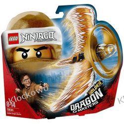 70644 ZŁOTY SMOCZY MISTRZ (Golden Dragon Master) KLOCKI LEGO NINJAGO