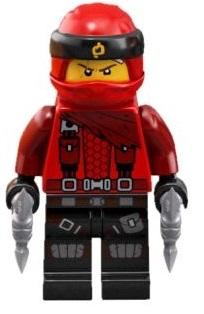 70647 Kai Smoczy Mistrz Kai Master Of Dragons Klocki Lego Ninjago