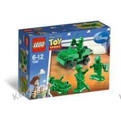 7595 ŻOŁNIERZE NA PATROLU KLOCKI LEGO TOY STORY