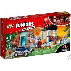10761 WIELKA UCIECZKA Z DOMU (The Great Home Escape) - KLOCKI LEGO JUNIORS INIEMAMOCNI