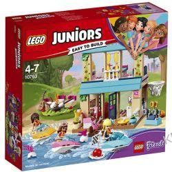 10763 DOMEK NAD JEZIOREM STEPHANIE (Stephanie's Lakeside House) - KLOCKI LEGO JUNIORS