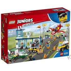 10764 LOTNISKO (City Central Airport) - KLOCKI LEGO JUNIORS