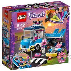 41348 FURGONETKA USŁUGOWA (Service & Care Truck) KLOCKI LEGO FRIENDS