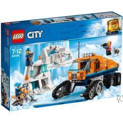 60194 ARKTYCZNA TERENÓWKA ZWIADOWCZA (Arctic Scout Truck) KLOCKI LEGO CITY