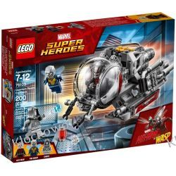 76109 BADACZE KWANTOWEJ KRAINY (Quantum Realm Explorers) - KLOCKI LEGO SUPER HEROES