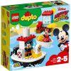 10881 ŁÓDKA MIKIEGO (Mickey's Boat) - KLOCKI LEGO DUPLO