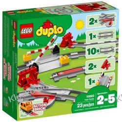 10882 TORY KOLEJOWE (Train Tracks) KLOCKI LEGO DUPLO