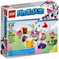 41451 CHMURKOWY POJAZD KICI ROŻEK™ (Unikitty Cloud Car) KLOCKI LEGO UNKITTY