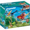 PLAYMOBIL 9430 HELIKOPTER Z PTERODAKTYLEM - THE EXPLORERS