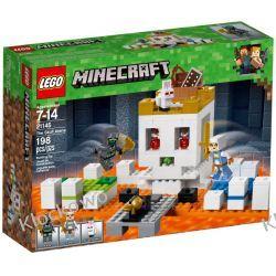21145 CZASZKOWA ARENA (The Skull Arena)- KLOCKI LEGO MINECRAFT
