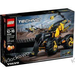 42081 VOLVO ŁADOWARKA KOŁOWA (Volvo Concept Wheel Loader ZEUX) KLOCKI LEGO TECHNIC