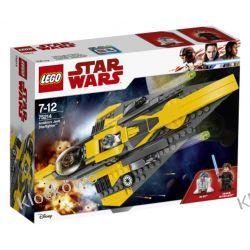 75214 JEDI STARFIGHTER ANAKINA (Anakin's Jedi Starfighter) - KLOCKI LEGO STAR WARS