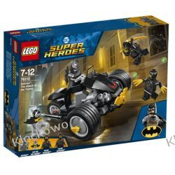 76110 BATMAN ATAK SZPONÓW (Batman: The Attack of the Talons) - KLOCKI LEGO SUPER HEROES