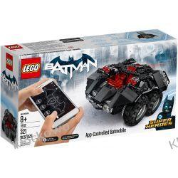 76112 ZDALNIE STEROWANY BATMOBIL (App-Controlled Batmobile) - KLOCKI LEGO SUPER HEROE1