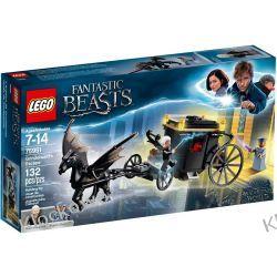 75951 UCIECZKA GRINDELWADA (Grindelwald's Escape) KLOCKI LEGO HARRY POTTER