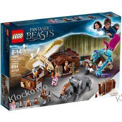 75952 WALIZKA NEWTA (Newt's Case of Magical Creatures) KLOCKI LEGO HARRY POTTER