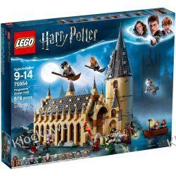 75954 WIELKA SALA W HOGWARCIE (Hogwarts Great Hall) KLOCKI LEGO HARRY POTTER