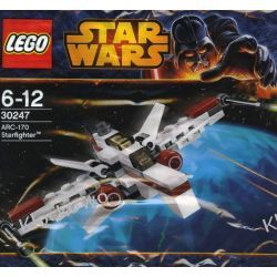 30247 ARC-170 Starfighter KLOCKI LEGO MINI BUILDS
