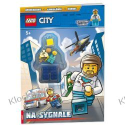 LEGO® CITY. NA SYGNALE!