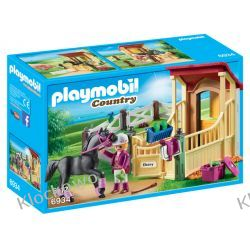 "PLAYMOBIL 6934 BOKS STAJENNY ""ARABER"" - COUNTRY"